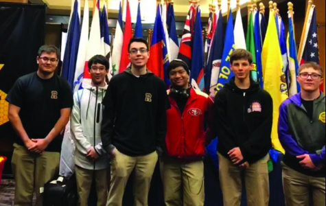 History Bowl team makes history with trip to nationals