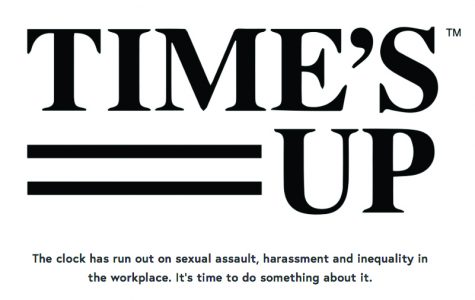 Time's Up Now encourages men and women to speak up against harassment in an effort to bring equality to the workplace.