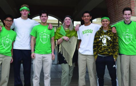 House of Russi radiates Crusader Spirit