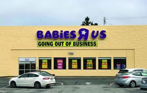 Toys R Us is closing all of its stores, including Babies R Us.