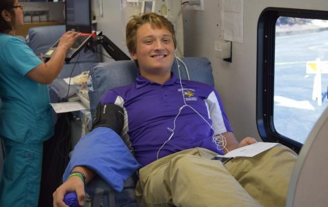 Core Service Team's Annual Fall Blood Drive Took Place Oct. 12