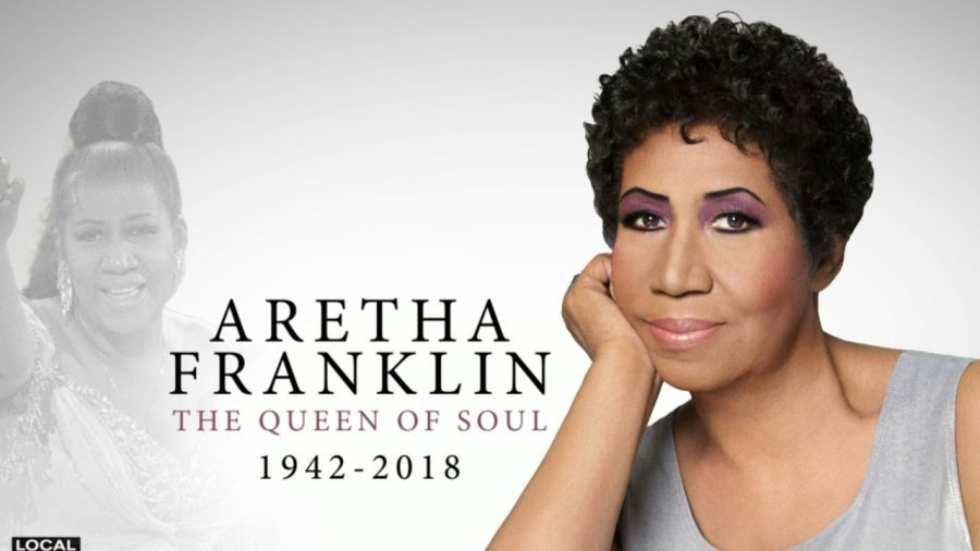 Aretha Franklin, known as the Queen of Soul, died in August after a short battle with cancer and was mourned by fans around the world.