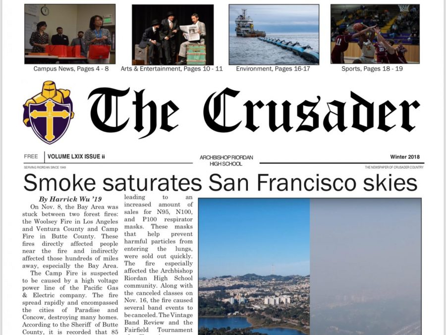 The Crusader December 2018