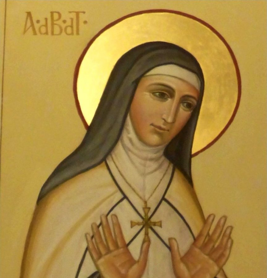 Blessed+Adele%2C+founder+of+the+Daughters%0Aof+Mary%2C+is+one+step+closer+to+sainthood.+%0A