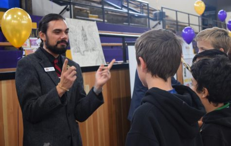 Open House welcomes prospective students, parents