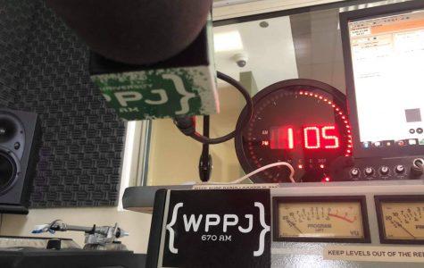 Novicki hits college radio air waves