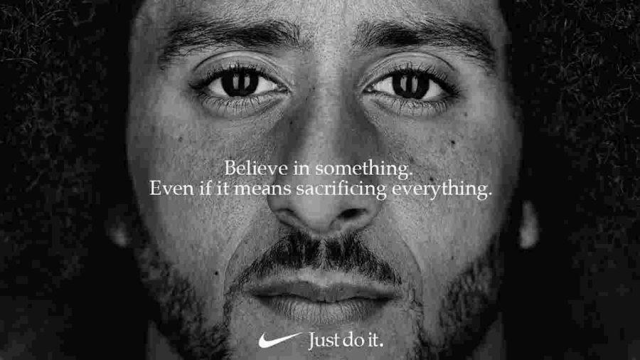 Nike+believes+in+Kaepernick