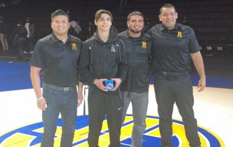 Wrestling team maintains stronghold on WCAL