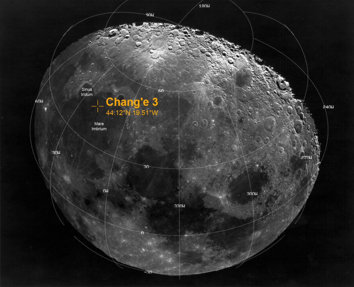 China launched its rover Yutu-2 on the Dark Side of the Moon.