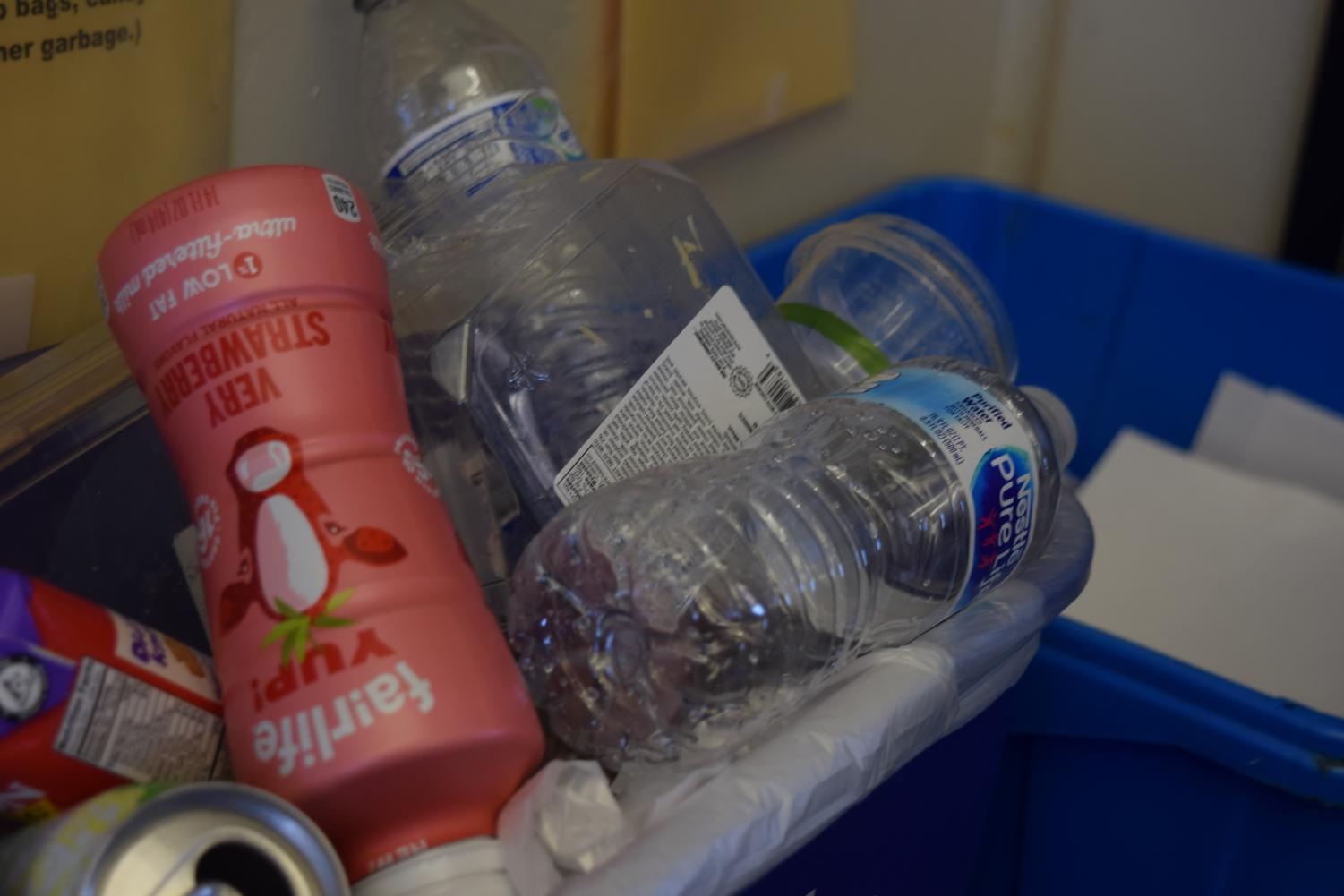 Recycling can not only benefit the environment, but lower bills as well.