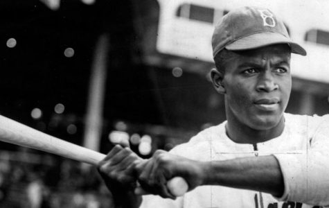 Jackie Robinson was the first African American to play on a Major League Baseball team.