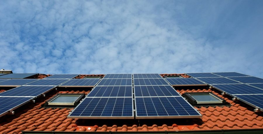 Homes+and+businesses+are+turning+to+solar+power.