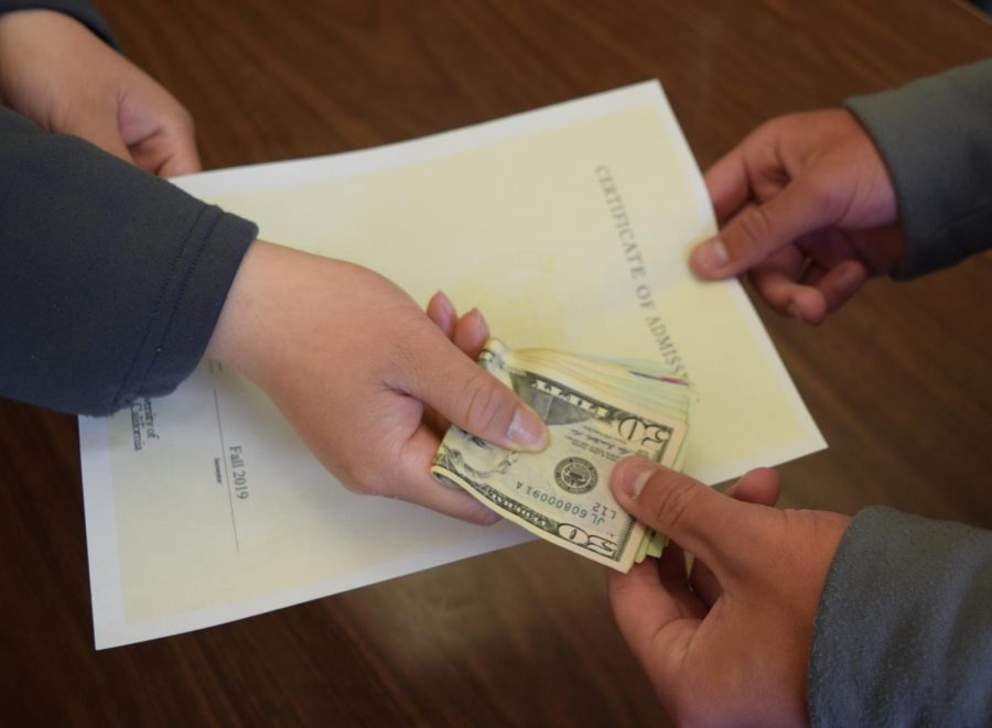 College bribery scandal sneaks students into universities
