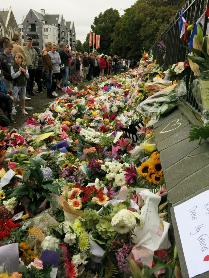 Residents+of+Christchurch+gather+to+mourn+those+killed+or+injured+in+a+terrorist+attack+on+a+mosque+in+March.