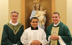 Velasco answers calling to priesthood