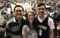Peregrino pursues passion at Georgetown