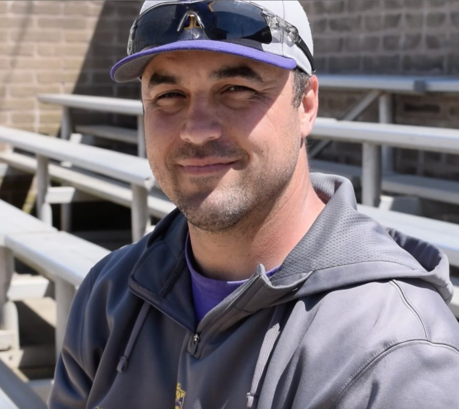 Head Varsity Baseball Coach Brandon Ramsey is now Head of Facilities and Maintenance at Riordan.