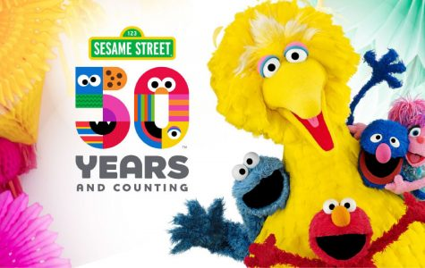 Sweeping the clouds away, 'Sesame Street' commemorates 50 years