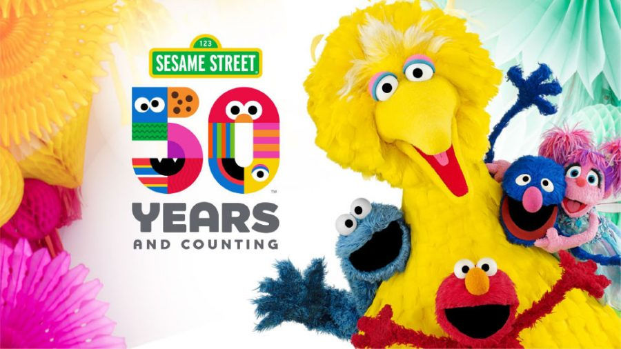 This+November%2C+%E2%80%9CSesame+Street%E2%80%9D+will+celebrate+its+50th+anniversary+of+edcuating+and+entertaining+children+of+all+ages+with+fan+favorites+such+as+Big+Bird%2C+Cookie+Monster%2C+Grover%2C+Elmo%2C+and+Abby.