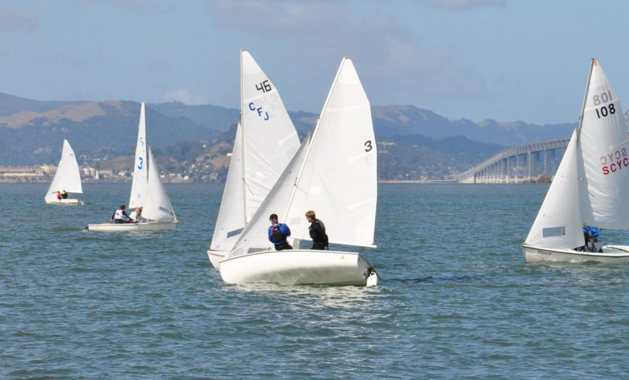 The Sailing Club is new to Riordan