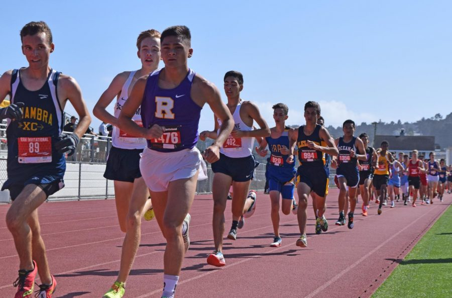 Cross Country sets perfect pace for success