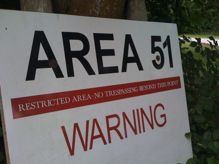 The Area 51 raid did not play out as advertised.