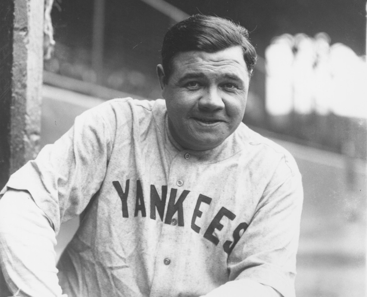 """George """"The Babe"""" Ruth Jr. has one of the most famous nicknames in all of professional sports."""