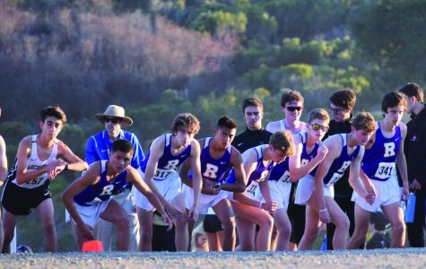 Riordan cross country runs its way to top 5