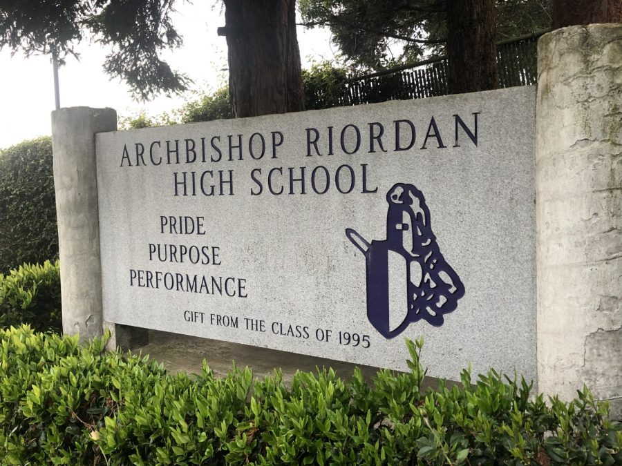 Riordan High School is San Francisco