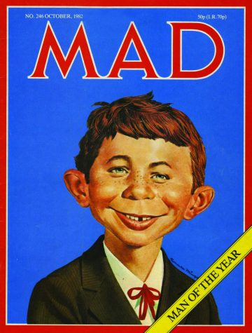 After seven decades, MAD Magazine will no longer print new issues.
