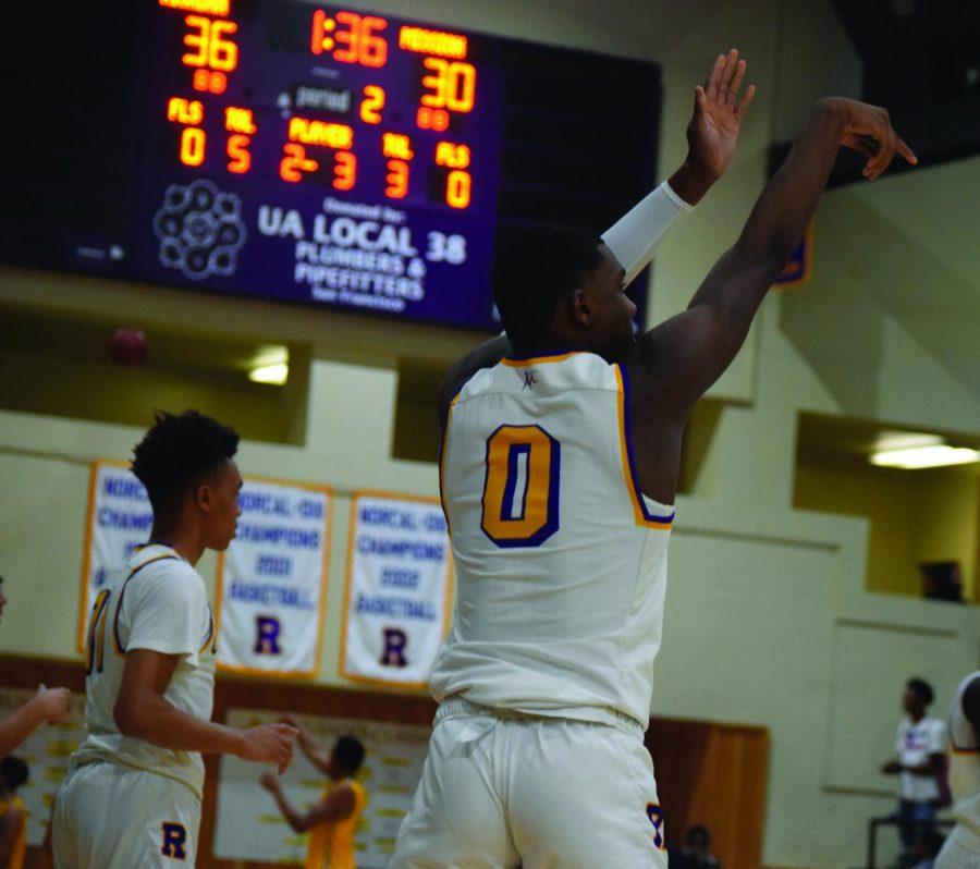 Basketball starts season with slam dunk