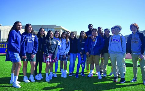 On Feb. 20 and 24, Riordan students welcomed girls to campus who are considering Riordan as an option for the 2020-2021 school year.