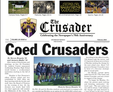 The Crusader Spring Edition
