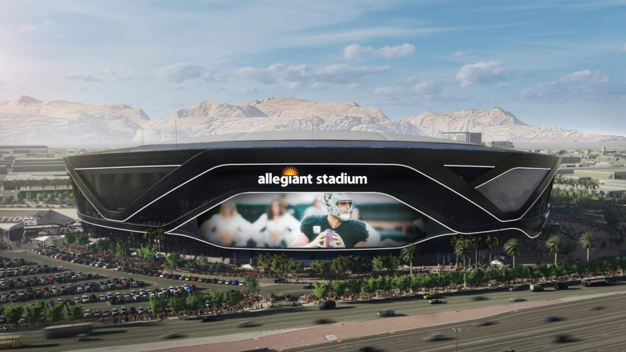 The Raiders will open the 2020 season at Allegiant Stadium in Vegas.