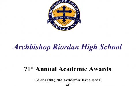 2020 Academic Awards announced
