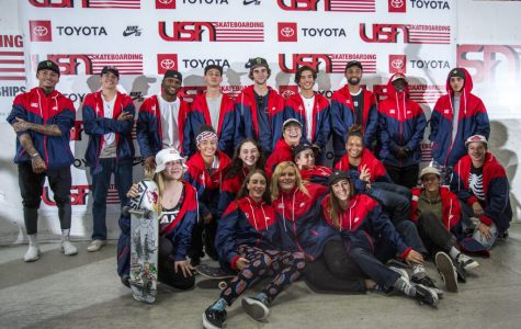 The 2020 USA skateboarding National Team was set to compete in Tokyo but will have to wait until 2021.