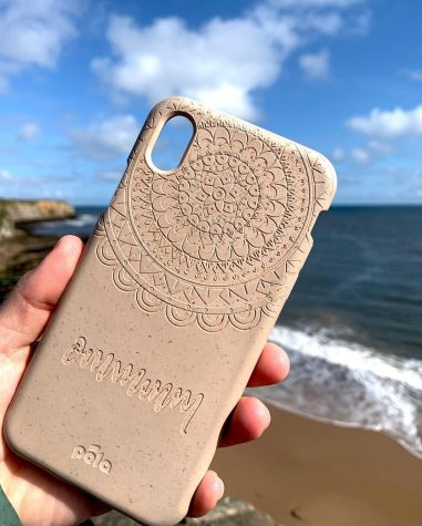 Compostable phone covers dial in on environmental sustainability