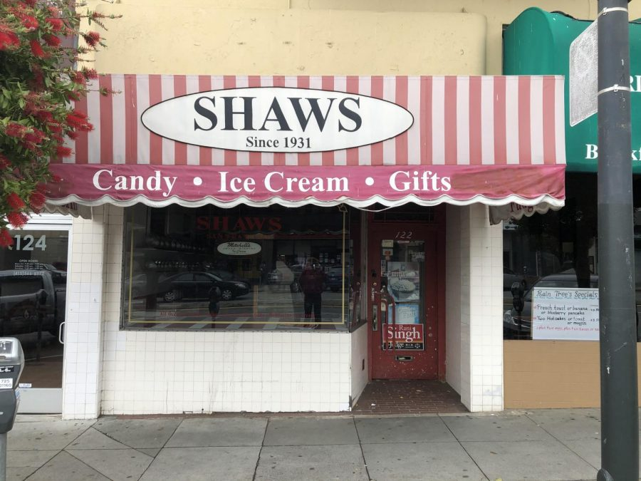 Shaws in West Portal recently closed after 89 years.