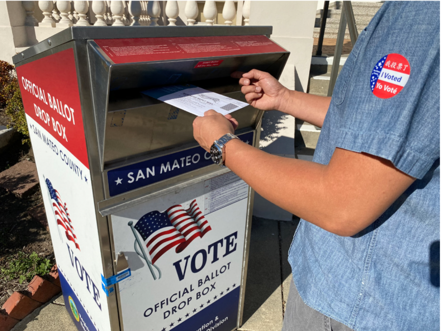More voters are voting by mail this election year.