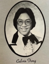 Calvin Fong '77 was caught in the crossfire of a gang shooting at the Golden Dragon restaurant in 1977.