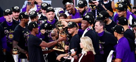 Los Angeles Lakers beat the Miami Heat in 6 games to win the 2020 NBA Finals