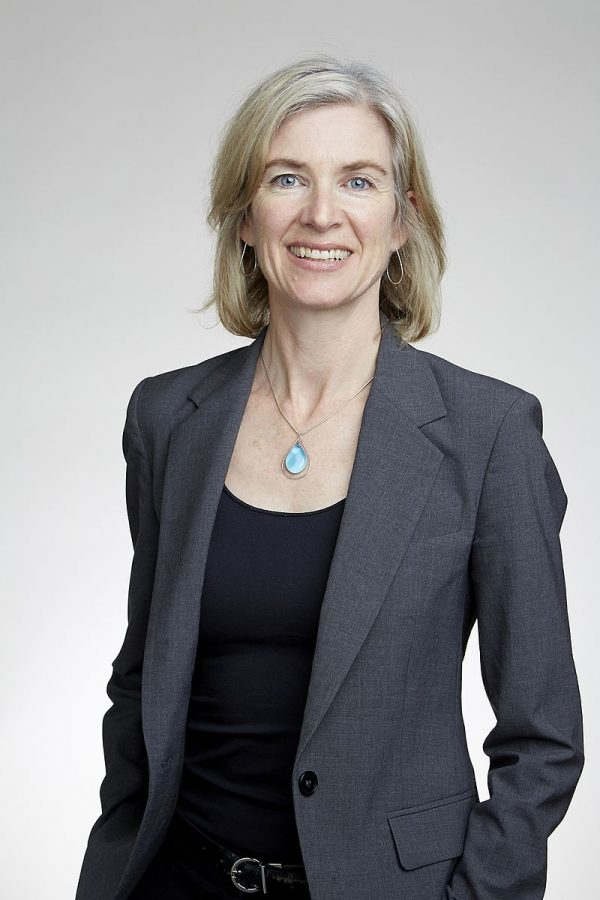 Jennifer A. Doudna was one of the recipients for the Nobel Prize this year.