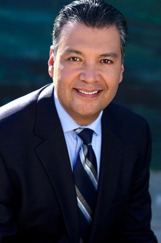 Alex Padilla is California's first Latino senator, replacing Kamala Harris, who is now vice president.