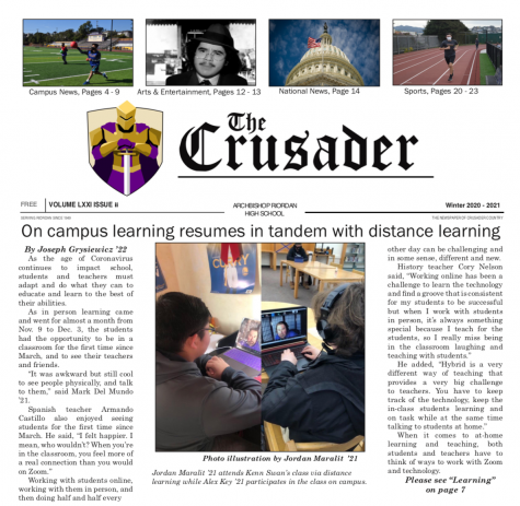 The Crusader Winter 2020 - 2021
