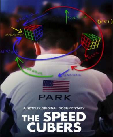 """Speed Cubers"" is a Netflix original film that features Feliks Zemdegs and Max Park."