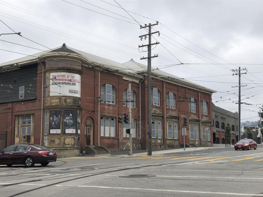 The Geneva Car Barn has survived the 1906 and 1989 earthquakes, and is now 120 years old.