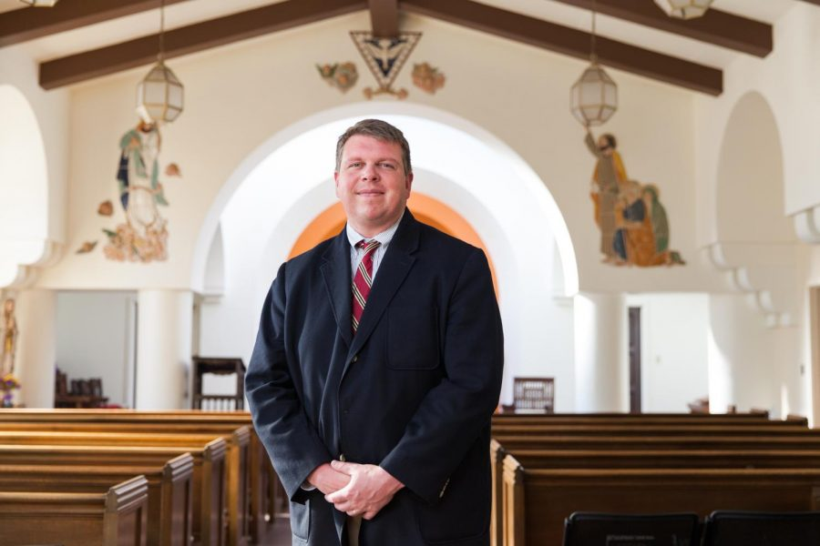 Dr. Andrew Currier will become Superintendent of Catholic Schools for the Diocese of Oakland.