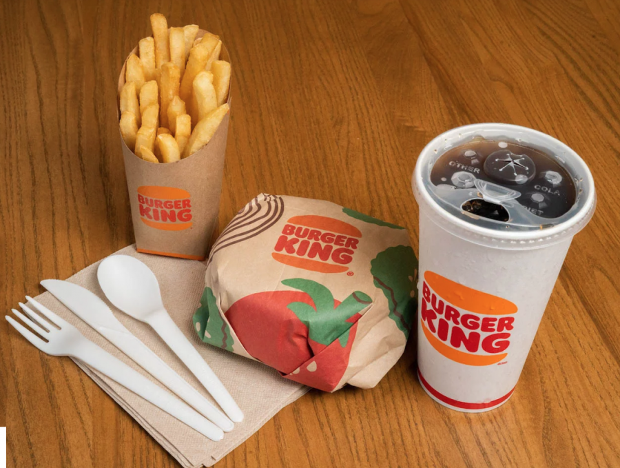 Burger King packaging transitions to reusable containers