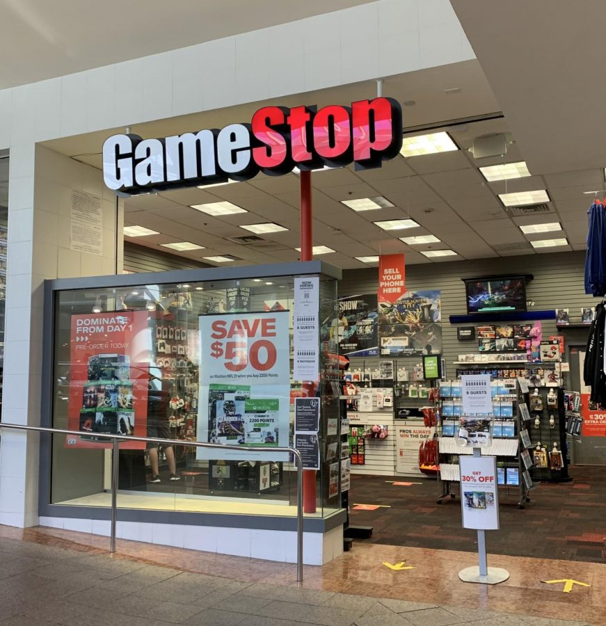 GameStop+in+Stonestown+appears+quiet%2C+but+not+long+ago%2C+the+company%0Awas+making+noise+on+Wall+Street+as+thousands+of+Redditors+united+to%0Acreate+a+surge+that+boosted+the+company%E2%80%99s+stock+1%2C000+percent.