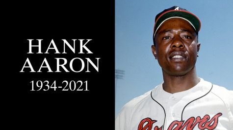 Legendary baseball player Hammerin Hank Aaron died this year at the age of 86.